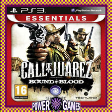 Call of Juarez Bound in Blood Essentials PS3 (Sony PlayStation 3)