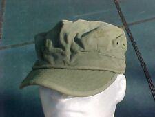 ORIGINAL WWII ERA US HBT SHORT BILL CAP