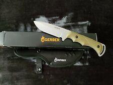 Gerber Freeman Guide Knife Sage Green Handle31-000588