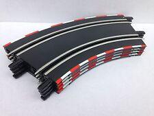 61617 Carrera Go!!! / Digital 143 - 4 x Kurve 2/45° - Klick-System