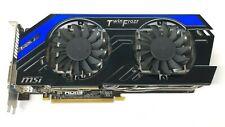 MSI NVIDIA GeForce GTX 670 (N670GTX-PM2D2GD5/OC) 2GB GDDR5 SDRAM PCIe.