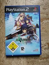 AR TONELICO II 2 - Sony Playstation 2 PS2 Pal Allemand Anglais Boite notice