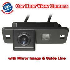 Car Reverse Backup Camera For BMW E82 E46 E90 E91 E39 3 Series 5 E53 X3 X5 X6