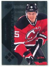 2011-12 Black Diamond 232 Adam Larsson Rookie Quad Diamond