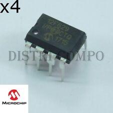 PIC12F629-I/P Microcontrôleur Microchip DIP-8 RoHS (lot de 4)