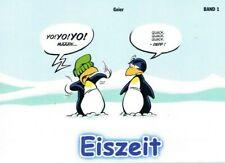 Geier : Eiszeit Band 1