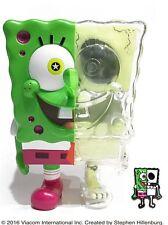 "Secret Base X-Ray Spongebob GID Green and Metal Pin Set 5.5""Japan Vinyl MIB"
