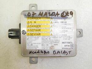 W3T15671 HID Xenon Headlamp Ballast 2007 MAZDA CX-9 uHO96