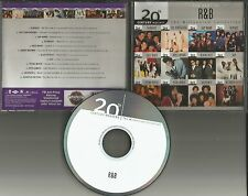 PROMO CD JACKSON 5 Michael RICK JAMES Temptations JAMES BROWN Guy KLYMAXX Dazz