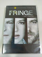 The Fringe Primera Temporada 1 Completa Serie TV - 7 x DVD Español Ingles