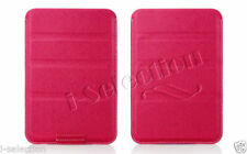 Pink Leather Tablet & eReader Cases, Covers & Keyboard Folios for iPad mini 2