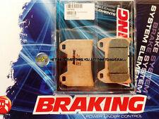 MOTO GUZZI V7 CLASSIC 750 2012 12 PASTIGLIE ANTERIORE SINTERIZZATE FRENO BRAKING