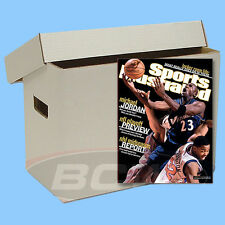 BCW: Storage Boxes w/Lids: MAGAZINE SIZE: 10 boxes/CASE-LOT