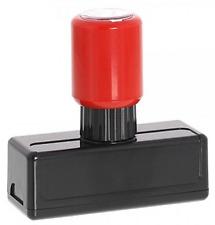 Perma Pre Inked Custom Bespoke Personalised Rubber Stamp Premium Quality Stamper