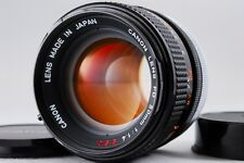 [Excellent+++]  CANON  FD  F/1.4  50mm  S.S.C  from Japan  Free Shipping   #6032