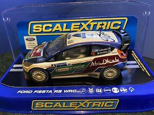 Scalextric C3300 Ford Fiesta RS WRC No.4 Latvala/Anttila *BNIB*
