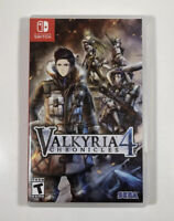 Valkyria Chronicles 4 (Nintendo Switch) Fast Free Shipping