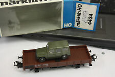 Marklin ho h0 somo 4434 baja bordo auto-Wiking jeep ÖBB top! OVP! lö33/2137/37