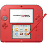 Nintendo 2DS (Crimson Red 2) - FACTORY REFURBISHED BY NINTENDO