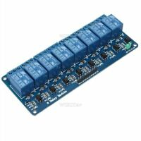 1Pcs 8-Channel Pic Arm For Arduino 12V Relay Module Dsp With Optocoupler Avr it