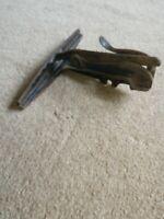 Antique Saw Vise Clamp Wood Blade Sharpening Tool Bench Mount No. 3