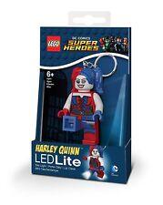 LEGO DC Comics Super Heroes Harley Quinn LED Key Light BRAND NEW