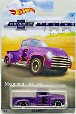 2018 Hot Wheels Chevrolet Trucks 100 years  '52 Chevy 1/8