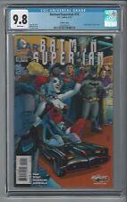 Batman/Superman #19 CGC 9.8 NM/M DC Comics New 52 Harley Quinn Variant Cover