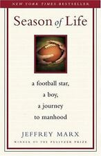 Season of Life : A Football Star, a Boy...by Jeffrey Marx (2004, HC - Signed)