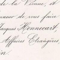 Jacques Auguste Hennecart Combreux 1867 Marie Cottin