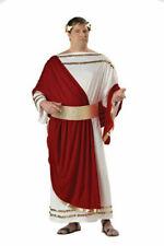 Caesar Big & Tall Plus 48-52 Halloween Costume Robe Shoulder Drape Belt Headpiec
