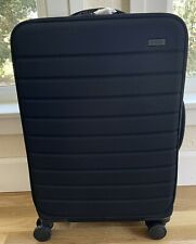 "Brand New AWAY Black Nylon Bigger Carry-On Luggage 22.7"" x 14.7"" - NR"