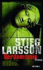 Verdammnis / Millennium Bd.2 von Stieg Larsson (2007, Gebundene Ausgabe)