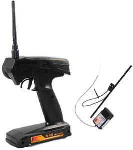 Radiocomando Flysky FS-GT2 2.4 Ghz Con Ricevente FS-GR3E Inclusa Per Auto Barche
