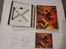 Black Moon Chronicles PC CD Cryo 1999 strategy war game BIG BOX