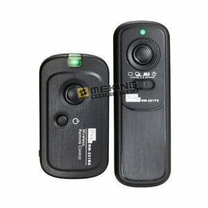 PIXEL RW-221 N3 Wireless Shutter Remote Control Controller for Canon EOS ?5D 1D