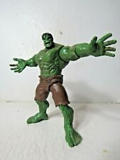 "Marvel Legends Incredible Hulk Movie Incredible Hulk Brown Jean 6"" Action Figure"