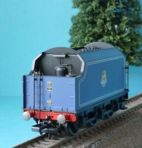 HORNBY PRINCESS + DUCHESS TENDER SUPER DETAIL BR BLUE EARLY CREST SPARES