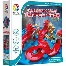 SMART GAMES 250 - 3D Klassiker - Geheimnisvolle Tempelpfade, Drachen-Version