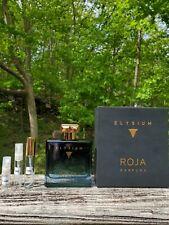 Roja Parfums Elysium Parfum Cologne ** Decants ** 100% Authentic & Original