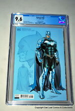 Batman 100 Jorge Jimenez Variant 1:25 CGC 9.6 DC Comics