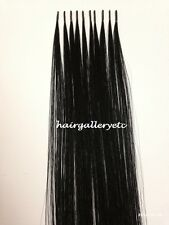 """20"""" I-TIP 100% HUMAN HAIR REMY FUSION EXTENSION KERATIN I-TIP QUALITY HAIR"""