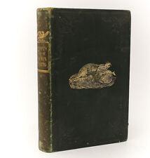 Scrope, William 'Days And Nights Of Salmon Fishing' John Murray, 1843. 1st Ed