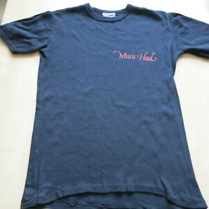 SIOUXSIE AND THE BANSHEES Original Join Hands Tour Music Haul Crew t-shirt S