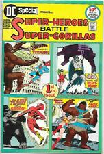 DC Special #16, DC 1975 Super-Heroes Battle Super-Gorillas! NM