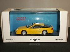 NOREV 517830 RENAULT ALPINE A610 YELLOW DIECAST MODEL CAR