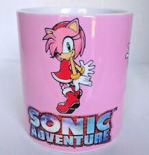Sonic Adventure Dreamcast-Taza de Café Taza-SEGA-Dreamcast-Regalo - Amy