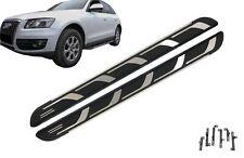 Pedane laterali Per  Audi Q5 8R 2008-2016 Side Steps OE Design