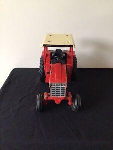 Ertl Red International 866 ROPS Tractor Made Stock No 4621DA?  Mar 1991 Vintage