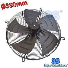 3S Ventilatore ventola assiale PREMENTE Ø350 mm 135W motore 220v monofase 4 POLI